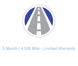 3 Month / 4,500 Mile - Limited Warranty